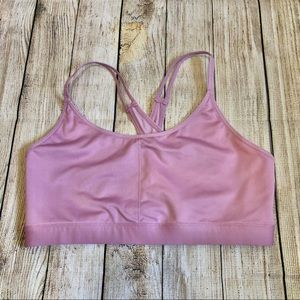 Champion Sports Bra with Mesh Detail